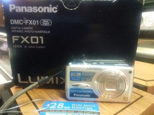 Panasonic digital camera for Sale in Savannah, GA