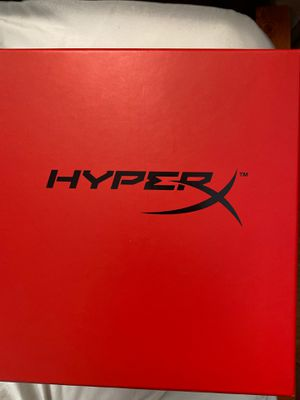 Hyper X headset for Sale in San Diego, CA