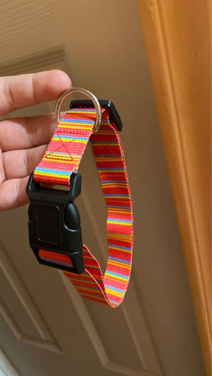 Brand new dog collar size large for Sale in Houston, TX