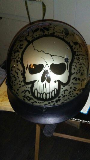 Motorcycle helmet for Sale in Carmi, IL