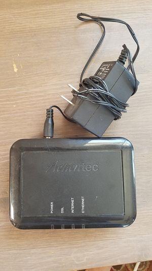 Actiontec GT701D DSL Modem for Sale in Escondido, CA