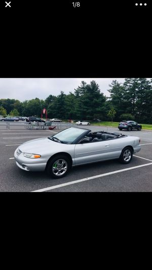 2000 SEBRING LIMITED ( INSPECTED ) for Sale in Silver Spring, MD
