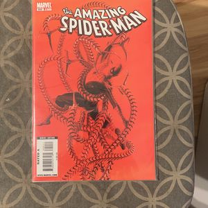 Marvel Comic Book Amazing Spider-Man 600 for Sale in Upland, CA
