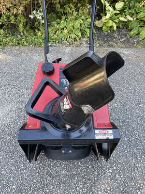 Toro powerlite snowblower starts very easy 3.25hp for Sale in Lombard, IL