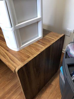 Big wood desk. Excellent condition. More info 👇 for Sale in Glen Allen, VA