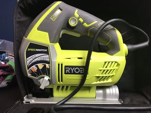 Ryobi Orbital Jig Saw for Sale in College Park, GA