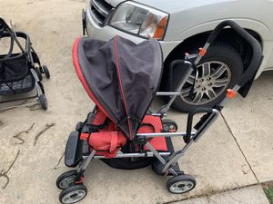 Double stroller for Sale in Liberty, NC