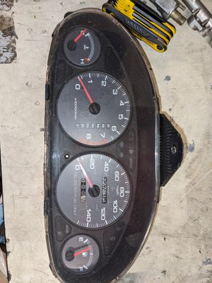 Integra auto gauge cluster for Sale in Puyallup, WA
