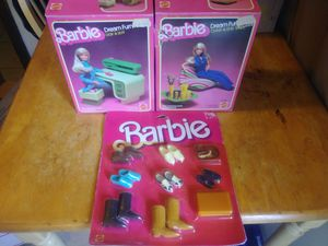 Vintage barbie accessories for Sale in Lancaster, OH