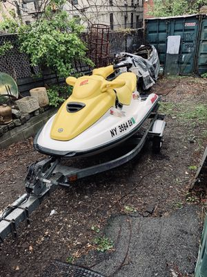 1997seadooGTI on trailer with floating dock for Sale in The Bronx, NY