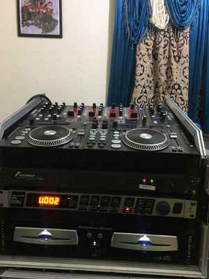 Dj rack completa para sonido for Sale in Los Angeles, CA