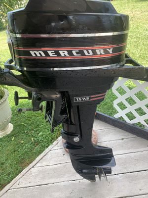 Mercury 7.5 outboard motor for Sale in Dearborn Heights, MI