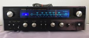 Nikko STA-6010 AM/FM Receiver. Japanese Mcintosh style. Looks and works Perfectly. for Sale in Brea, CA