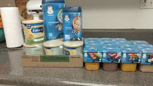 Baby formula and food for Sale in Fullerton, CA