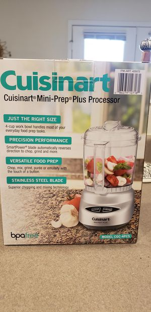 Cuisinart food processor for Sale in Frederick, MD