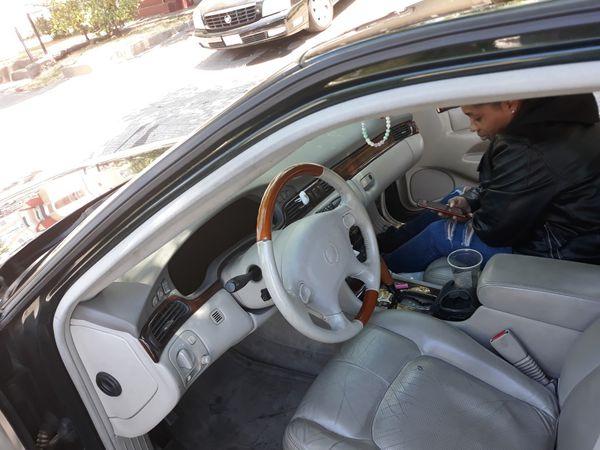 Sts Cadillac