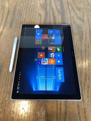 Surface pro 4 for Sale in Carrollton, TX