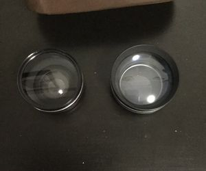 Vintage KINE Set Aux. Wide Angle,Telephoto & Tele- Wide Finder For Petri 1:2.8 4.5cm for Sale in Brooklyn, NY