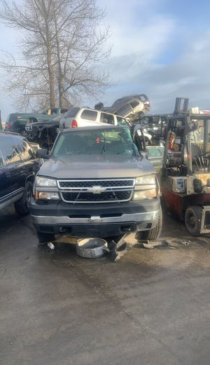 2007 Chevy Silverado part out for Sale in Auburn, WA