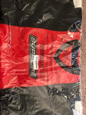 Supreme barbed wire moto Jersey size M for Sale in Portland, OR