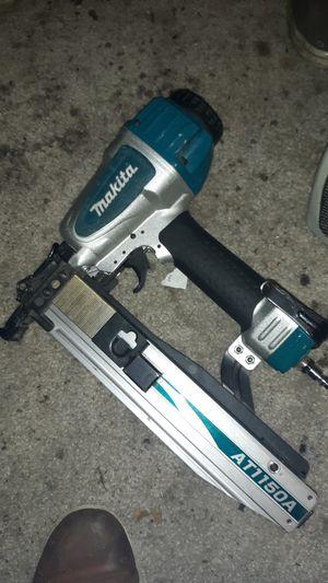 Makita at1150a nail gun for Sale in Tacoma, WA