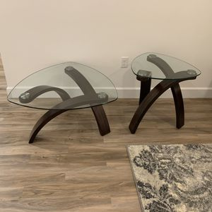 Coffee Table with Matching End Table for Sale in FL, US