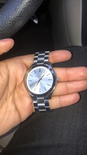 Silver Michael Kors Watch for Sale in Frederick, MD