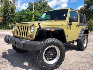 2013 Jeep Wrangler Sport for Sale in Tampa, FL