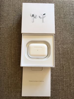 Apple AirPods Pro brand new in box comes with everything for Sale in Anaheim, CA