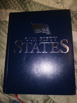 Our Fifty States Book for Sale in Eau Claire, WI