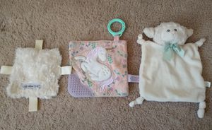 Pastel and Neutral Infant Toys Unicorn Lamb for Sale in Mesa, AZ