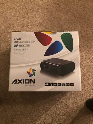 Axion LED Smart projector for Sale in Byron Center, MI
