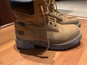Timberland pro steel toe work boots for Sale in Chicago, IL