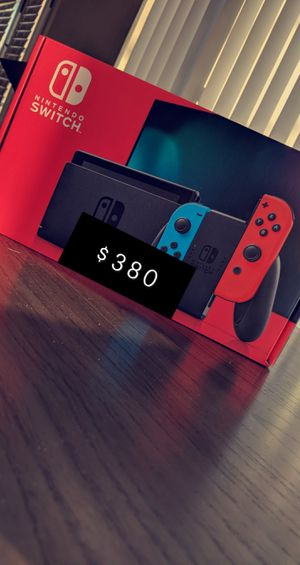 Nintendo Switch V2 (Newest Model) for Sale in Huntington Beach, CA