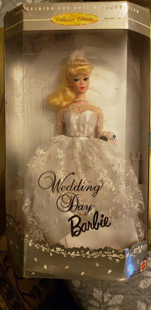 Wedding day Barbie for Sale in Herndon, VA