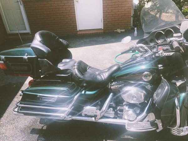 1999 Harley Davidson Ultra Classic