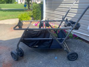 Joovy twins car seat stroller for Sale in Kernersville, NC