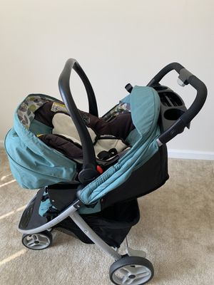 Graco car seat with stroller for Sale in Columbus, GA