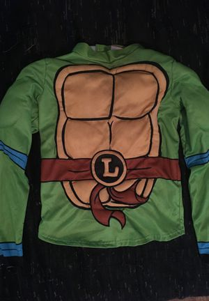 Ninja Turtle top costume size 7 for Sale in South San Francisco, CA