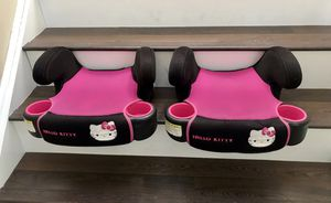 Child car seats - hello kitty for Sale in Cherry Hill, NJ
