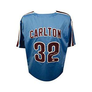 Steve Carlton Autographed Jersey /W JSA Cert Phillies for Sale in Bloomingdale, IL