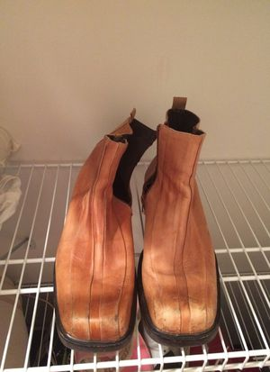 Aldo Men's boots size 11 . Used for Sale in Frederick, MD