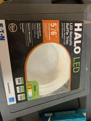 Halo LED Recessed Light 3000k for Sale in Las Vegas, NV
