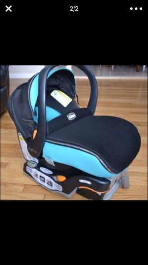 CHICCO ZIP CAR SEAT for Sale in West Valley City, UT
