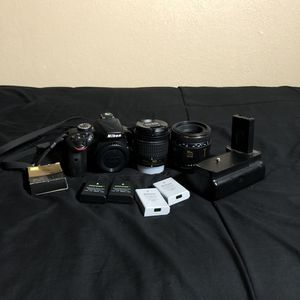 Nikon D3400 / Nikon 3400 Bundle for Sale in Antioch, CA