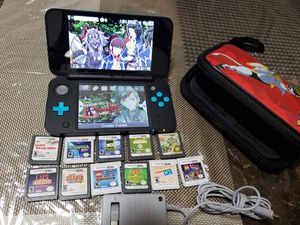 Nintendo 3DS seminuevo con juegos for Sale in Round Rock, TX
