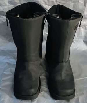 "Boots-Totes Winter/Rain Boots ""Bonnie"" Double zippers on the sides, Black , size 8m for Sale in TN OF TONA, NY"