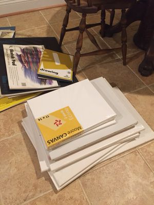 Art supplies for Sale in Clarksburg, MD