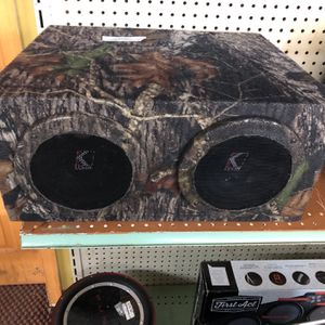 "Car Subwoofers Kicker 10"" for Sale in Newport News, VA"