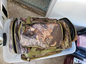 Camo style duffle bag for Sale in Hollywood, FL